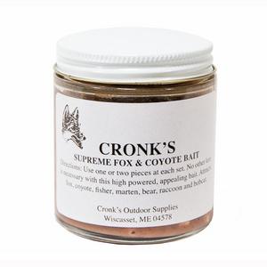 Cronk's Supreme Fox & Coyote Bait CSFCB-4